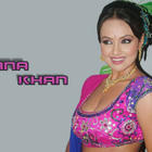 Sana Khan Cute Hot Wallpapers