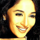 Madhuri Dixit Beauty Gorgeous Face Wallpaper