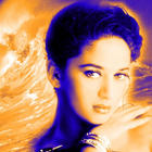 Madhuri Dixit Hot Face Wallpaper