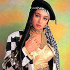 Madhuri Dixit Romantic Look Wallpaper