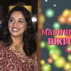 Smiling Beauty Madhuri Dixit Wallpaper