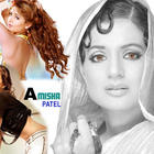 Cute Indian Babe Amisha Patel Latest Wallpapers