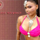 Rakhi Sawant Hot and Shocking Wallpaper