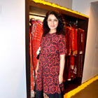 Dia Mirza Unveil the Anita Dongre Store at High Street Phoenix
