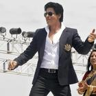 SRK at the inauguration of Film City at Chandrakona Village