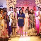 Karishma Kapoor walks for Nivedita Saboo at ABIL Pune Fashion Week