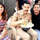 On The Sets Of Talaash