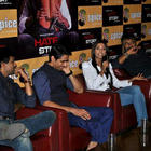 Bollywood Movie Hate Story Press Meet at Noida