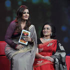 Asha Parekh on Raveena's NDTV Chat Show