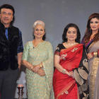Bollywood Celebs at Raveena's NDTV Chat Show