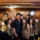 Shahrukh Khan Latest Photos at Yales Dinner