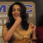Raima Sen at Gold Festival in New Delhi