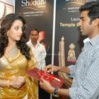 Raima Sen Launches New Temple Collection From Shuddhi Jewels