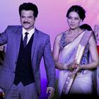 Bipasha and Anil Kapoor at Anamika Khanna at IIFA Singapore Kickoff Party