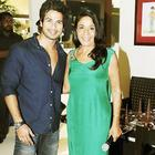 Shahid Kapoor Arrives at the Launch of Rashmi Uday Singh Book Vegetarian