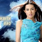 Dazzling Bollywood Babe Amrita Rao Wallpaper