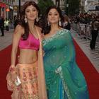 Hot Indian Babe Shamita Shetty Photos