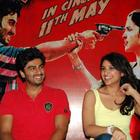 Parineeti Chopra and Arjun Kapoor Promote Ishaqzaade in Indore
