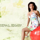 Black Beauty Deepal Shaw Hot Wallpapers