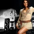 Isha Koppikar Hot Glamour Wallpaper In Transparent Dress