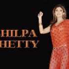 Shilpa Shetty Transparent Dress Hot Wallpaper