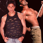 Shahrukh Khan Hot Body Show Photo