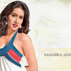 Bollywood Actress Sagarika Ghatge Wallpaper