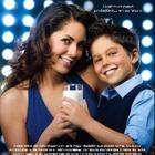 Barbara Mori Ad Still With a Cute Child