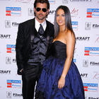 Barbara Mori and Hrithik Stylist Photo