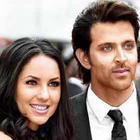 Hrithik and Barbara Stunning Face Still