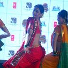 Vidya Performs Lavani Dance At Rang Sharda Auditorium In Bandra