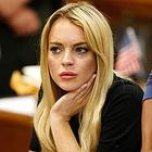 Amazing Icon Lindsay Lohan Latest Stills