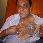 Sanjay Dutt Sexy And Hot Tattoo Show Stills