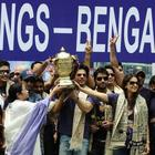 Newly Crowned IPL Champions KKR Celebration At Eden Garden