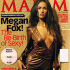 Shocking Babe Megan Fox Latest Pics