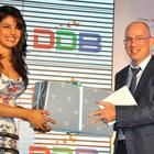 Gorgeous Priyanka Chopra at the DDB Technology