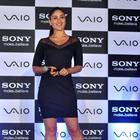 Brand Ambassador Kareena Kapoor at The Launch Of Sony Vaio Laptop