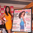 Nargis Fakhri Unveils Latest Edition of Women's Health Magazine