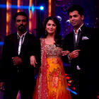 Celebs at Launch of Jhalak Dikhhla Jaa  Season 5 In Colors TV