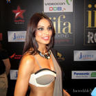 Bipasha Basu In Hot Saree at IIFA Rocks Fashion Show Event