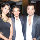 Pooja and Rahul at The First Look Launch Of Jeena Hai Toh Thok Daal