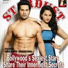 Varun Dhawan And Sonakshi Sinha In Stardust January 2013