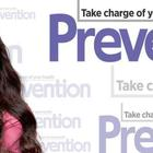 Rani Mukherjee On Prevention India January 2013 Issue