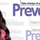 Rani Mukherjee On Prevention India January 2013 Issue