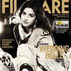 Vidya Balan For Filmfare Middle East January 2013