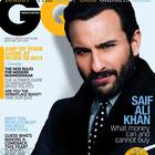 Saif Ali Khan Photo Shoot For GQ India January 2013