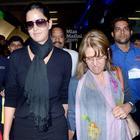 Ranbir Kapoor And Katrina Kaif Spotted At Airport