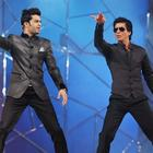 Bollywood King Khan SRK At Umang Police Show 2013 Held In Mumba
