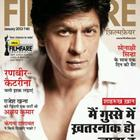Shahrukh Khan Photo Shoot For Filmfare Hindi January 2013