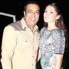 Bollywood Celebs In High Spirits At Ranjeet And His Wife Nazneen Dinner Party